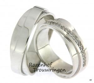 Exclusieve trouwringen bij Rozenhof Trouwringen